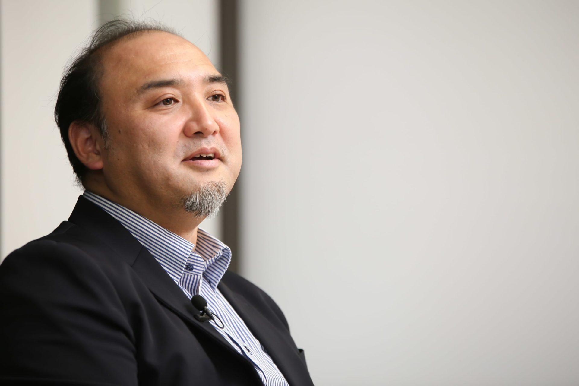 日本企業が、グローバルで価値を発揮するために - イントリックス 猪目氏